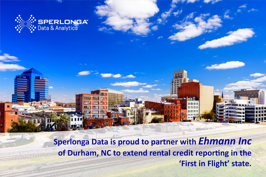 Sperlonga Welcomes Ehmann Inc as a New Rental Credit Reporting Client!