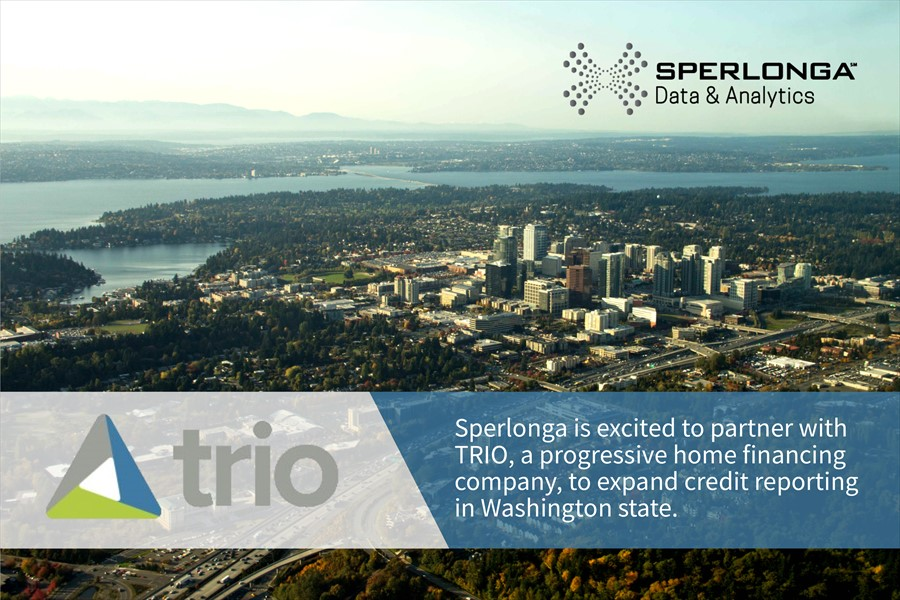TRIO Joins Sperlonga Data as Our Latest Credit Reporting Client!