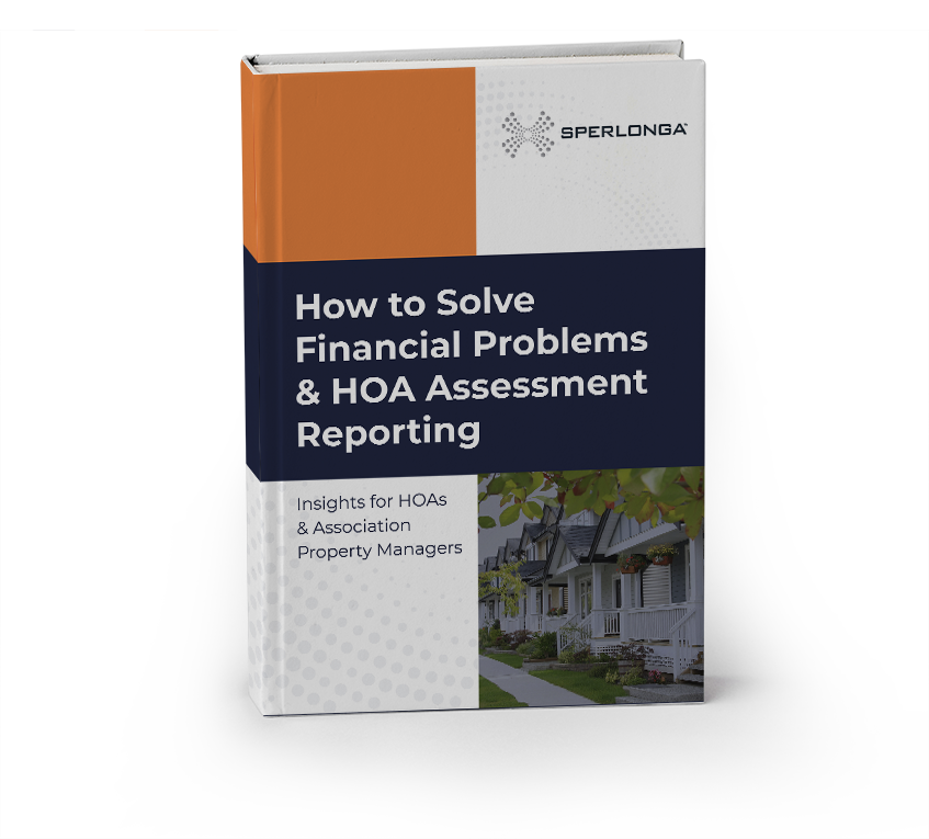 How to Solve Financial Problems & HOA Assessment Reporting